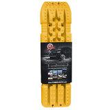 set TRED 1100 4x4 4WD rijplaten - zandplaten yellow geel_