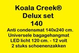 KOALA CREEK® daktent delux set 140