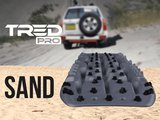 blauw - blue - tred pro rijplaten - sandboards twistim