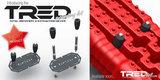 TRED 1100 montage kit voor rijplaten - zandplaten_