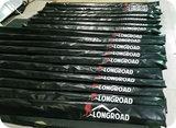 Longroad Expolrer 4x4 luifel - awning zwarte hoes