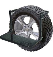 KOALA CREEK® DAKTENT verstelbare opstap trede - Wheel Step.