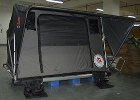 TUFF TREK COMPASS 140 DAKTENT Large auto setup met luifel