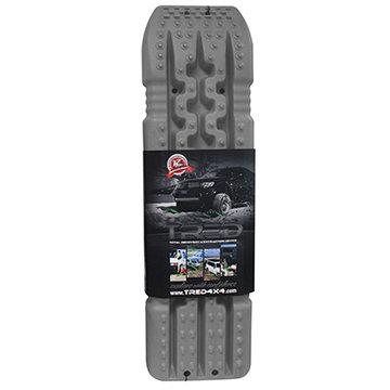 set TRED 1100 4x4 4WD rijplaten - zandplaten grey grijs
