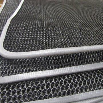KOALA CREEK®  daktent anti condens mat zwart 140x240 cm