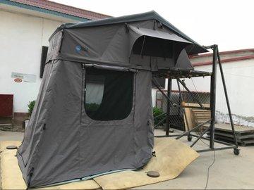 KOALA CREEK® 140L trooper TOP daktent met ondertent donker grijs