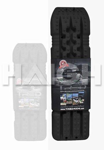 TRED 1100 4x4 4WD rijplaten - zandplaten  zwart
