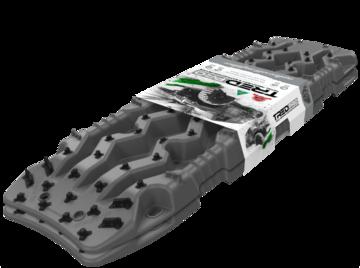 set TRED PRO 4x4  4WD rijplaten - zandplaten grijs