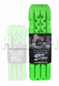 TRED 1100 4x4 4WD rijplaten - zandplaten  fel groen