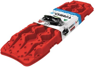 Rood - red - TRED GT rijplaat - sandboard
