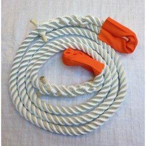 Krachtverdeel touw wit