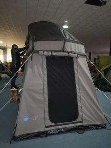 KOALA CREEK® daktent ondertent 170 cm. voor 165L active curved daktent 1