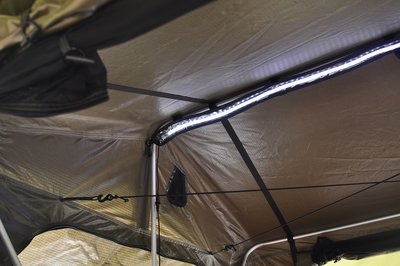Koala Creek daktent LED in tent