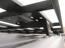 Upracks roofrack-dakrek voetset Landcruiser 150 steunen